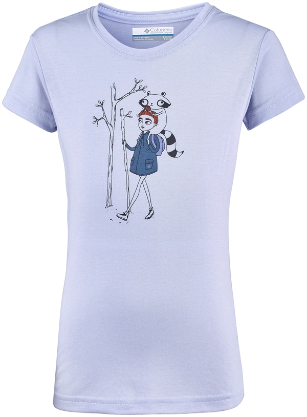 Columbia Little Canyon  Girl's T-shirt